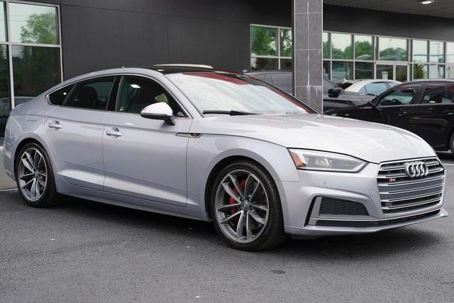 Used 2018 Audi S5 3.0T Premium Plus for sale $43,991 at Gravity Autos Roswell in Roswell GA 30076 7