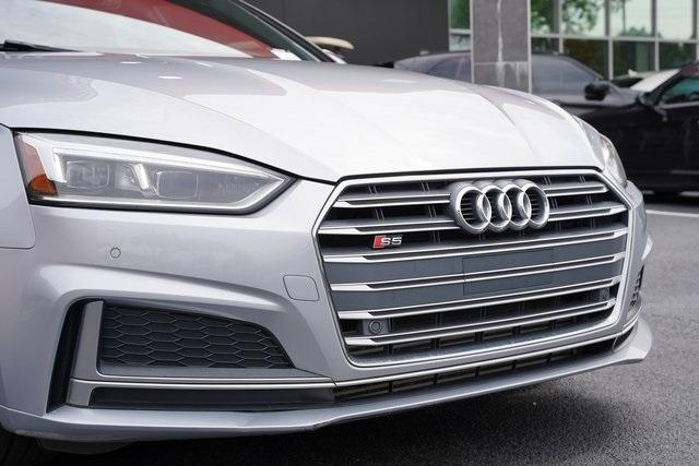 Used 2018 Audi S5 3.0T Premium Plus for sale $43,991 at Gravity Autos Roswell in Roswell GA 30076 9
