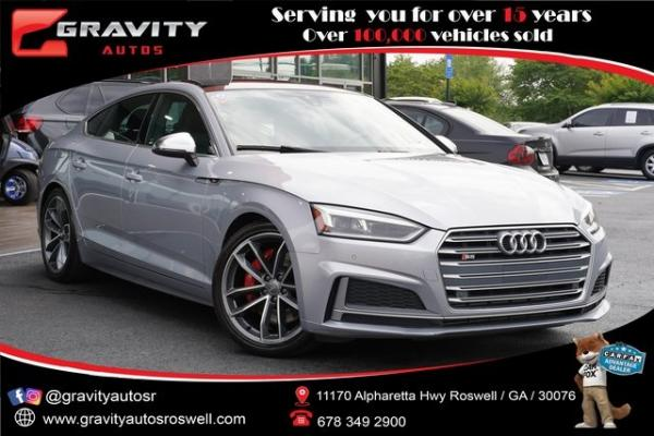 Used 2018 Audi S5 3.0T Premium Plus for sale $43,991 at Gravity Autos Roswell in Roswell GA