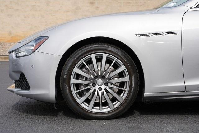 Used 2017 Maserati Ghibli S for sale $39,991 at Gravity Autos Roswell in Roswell GA 30076 10