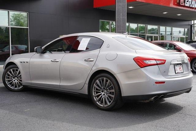 Used 2017 Maserati Ghibli S for sale $39,991 at Gravity Autos Roswell in Roswell GA 30076 11