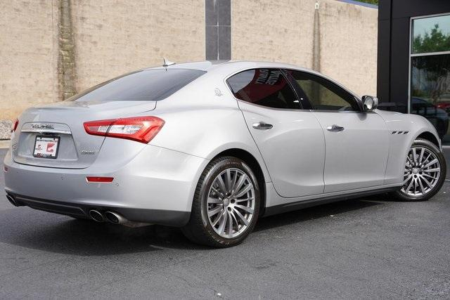 Used 2017 Maserati Ghibli S for sale $39,991 at Gravity Autos Roswell in Roswell GA 30076 13