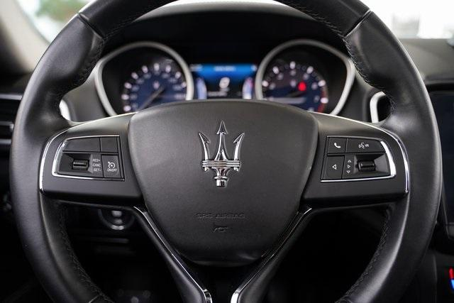 Used 2017 Maserati Ghibli S for sale $39,991 at Gravity Autos Roswell in Roswell GA 30076 16