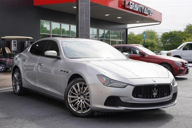 Used 2017 Maserati Ghibli S for sale $39,991 at Gravity Autos Roswell in Roswell GA 30076 2