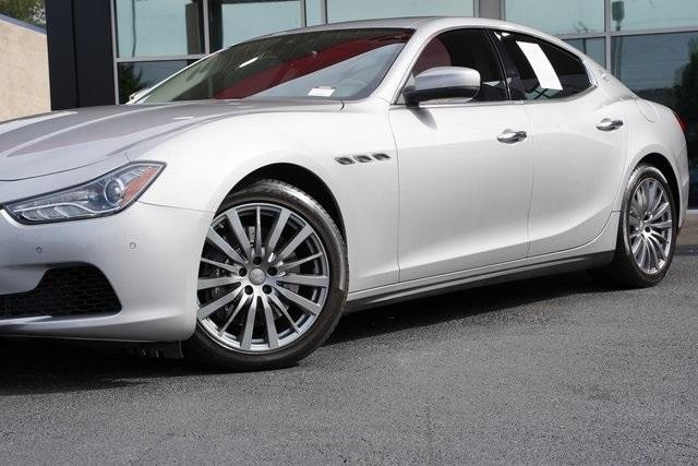 Used 2017 Maserati Ghibli S for sale $39,991 at Gravity Autos Roswell in Roswell GA 30076 3