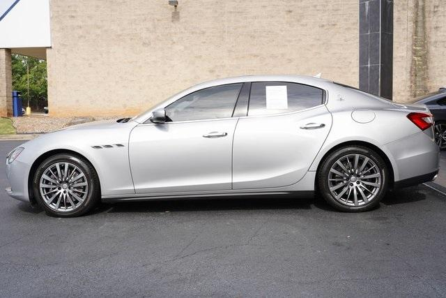 Used 2017 Maserati Ghibli S for sale $39,991 at Gravity Autos Roswell in Roswell GA 30076 4