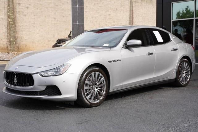 Used 2017 Maserati Ghibli S for sale $39,991 at Gravity Autos Roswell in Roswell GA 30076 5