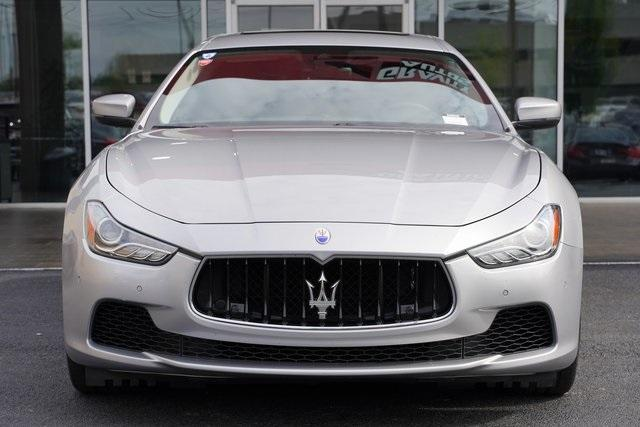 Used 2017 Maserati Ghibli S for sale $39,991 at Gravity Autos Roswell in Roswell GA 30076 6