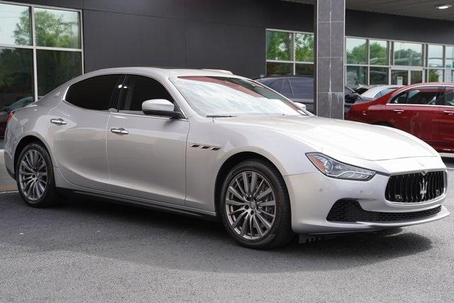 Used 2017 Maserati Ghibli S for sale $39,991 at Gravity Autos Roswell in Roswell GA 30076 7