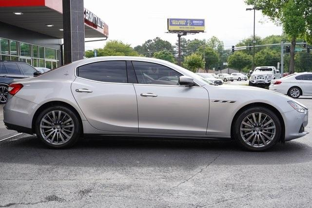 Used 2017 Maserati Ghibli S for sale $39,991 at Gravity Autos Roswell in Roswell GA 30076 8