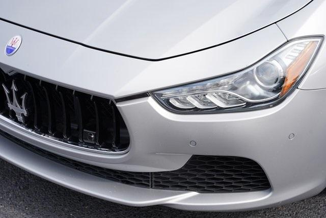 Used 2017 Maserati Ghibli S for sale $39,991 at Gravity Autos Roswell in Roswell GA 30076 9