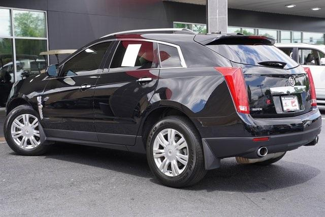 Used 2012 Cadillac SRX Luxury for sale Sold at Gravity Autos Roswell in Roswell GA 30076 10