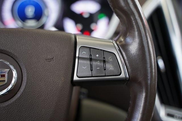 Used 2012 Cadillac SRX Luxury for sale Sold at Gravity Autos Roswell in Roswell GA 30076 16