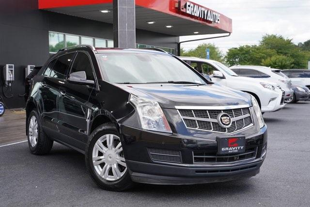 Used 2012 Cadillac SRX Luxury for sale Sold at Gravity Autos Roswell in Roswell GA 30076 2