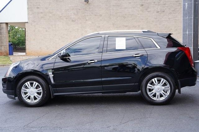 Used 2012 Cadillac SRX Luxury for sale Sold at Gravity Autos Roswell in Roswell GA 30076 4