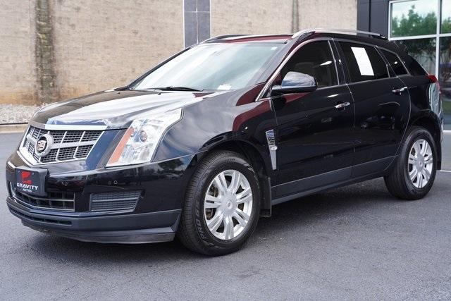 Used 2012 Cadillac SRX Luxury for sale Sold at Gravity Autos Roswell in Roswell GA 30076 5