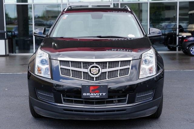 Used 2012 Cadillac SRX Luxury for sale Sold at Gravity Autos Roswell in Roswell GA 30076 6