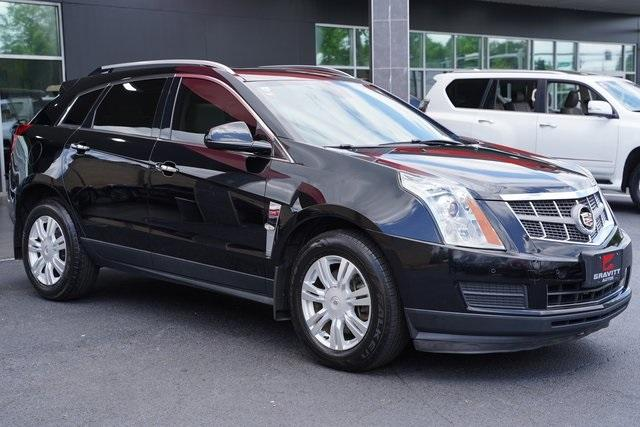 Used 2012 Cadillac SRX Luxury for sale Sold at Gravity Autos Roswell in Roswell GA 30076 7