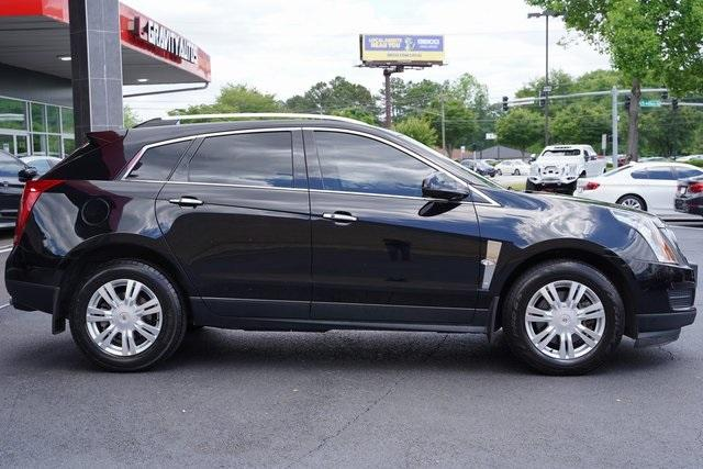 Used 2012 Cadillac SRX Luxury for sale Sold at Gravity Autos Roswell in Roswell GA 30076 8