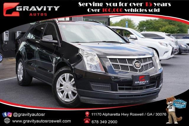 Used 2012 Cadillac SRX Luxury for sale Sold at Gravity Autos Roswell in Roswell GA 30076 1