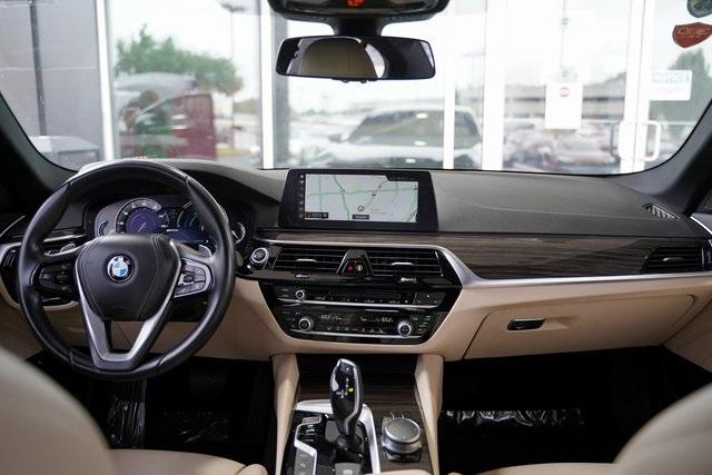 Used 2018 BMW 5 Series 530e iPerformance for sale $32,991 at Gravity Autos Roswell in Roswell GA 30076 14