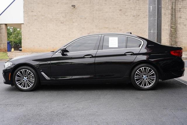 Used 2018 BMW 5 Series 530e iPerformance for sale $32,991 at Gravity Autos Roswell in Roswell GA 30076 4
