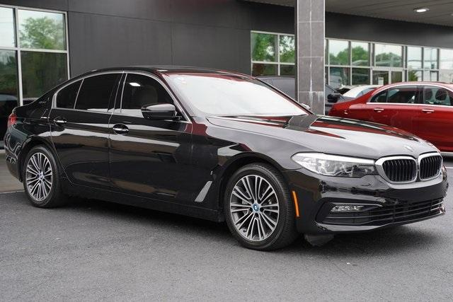 Used 2018 BMW 5 Series 530e iPerformance for sale $32,991 at Gravity Autos Roswell in Roswell GA 30076 7