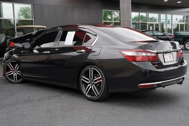 Used 2016 Honda Accord EX-L for sale $18,993 at Gravity Autos Roswell in Roswell GA 30076 11