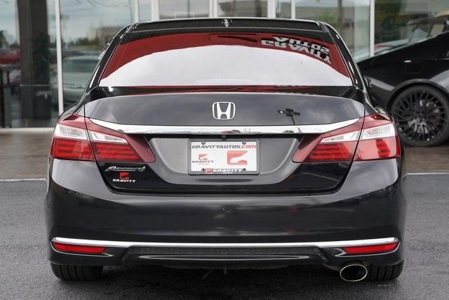 Used 2016 Honda Accord EX-L for sale $18,993 at Gravity Autos Roswell in Roswell GA 30076 12