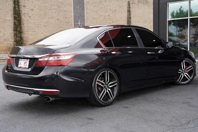 Used 2016 Honda Accord EX-L for sale $18,993 at Gravity Autos Roswell in Roswell GA 30076 13