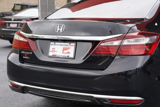 Used 2016 Honda Accord EX-L for sale $18,993 at Gravity Autos Roswell in Roswell GA 30076 14