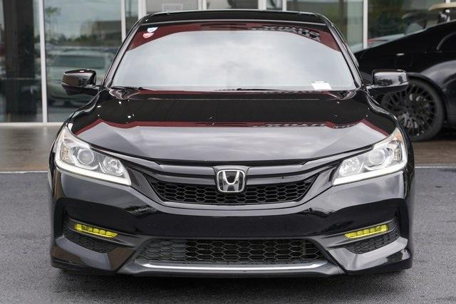 Used 2016 Honda Accord EX-L for sale $18,993 at Gravity Autos Roswell in Roswell GA 30076 6