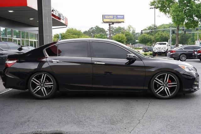 Used 2016 Honda Accord EX-L for sale $18,993 at Gravity Autos Roswell in Roswell GA 30076 8