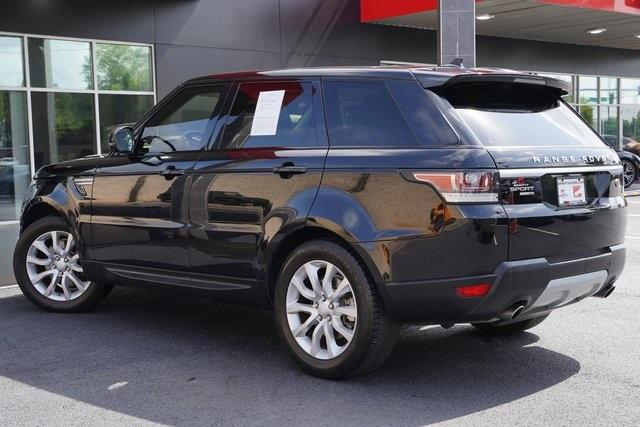 Used 2016 Land Rover Range Rover Sport 3.0L V6 Supercharged HSE for sale $45,996 at Gravity Autos Roswell in Roswell GA 30076 12