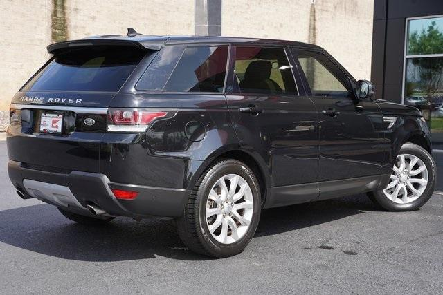 Used 2016 Land Rover Range Rover Sport 3.0L V6 Supercharged HSE for sale $45,996 at Gravity Autos Roswell in Roswell GA 30076 14