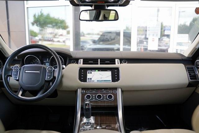 Used 2016 Land Rover Range Rover Sport 3.0L V6 Supercharged HSE for sale $45,996 at Gravity Autos Roswell in Roswell GA 30076 16