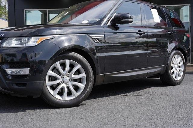 Used 2016 Land Rover Range Rover Sport 3.0L V6 Supercharged HSE for sale $45,996 at Gravity Autos Roswell in Roswell GA 30076 3