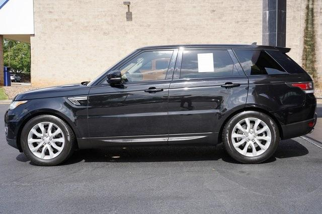 Used 2016 Land Rover Range Rover Sport 3.0L V6 Supercharged HSE for sale $45,996 at Gravity Autos Roswell in Roswell GA 30076 4