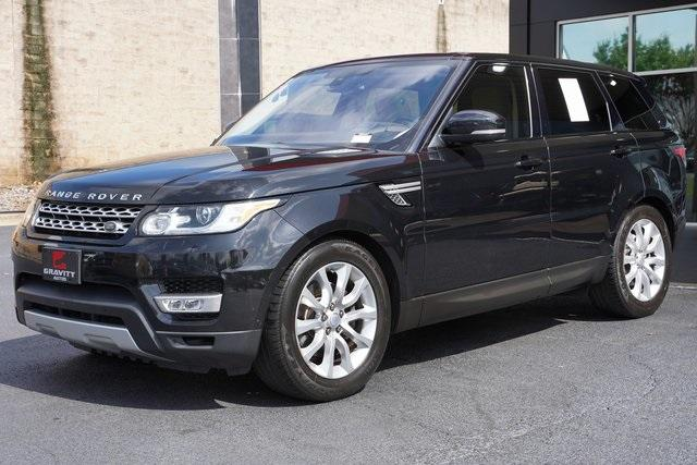 Used 2016 Land Rover Range Rover Sport 3.0L V6 Supercharged HSE for sale $45,996 at Gravity Autos Roswell in Roswell GA 30076 5