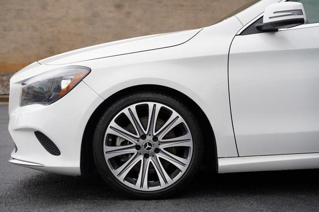 Used 2019 Mercedes-Benz CLA CLA 250 for sale $31,996 at Gravity Autos Roswell in Roswell GA 30076 10