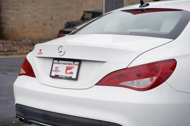 Used 2019 Mercedes-Benz CLA CLA 250 for sale $31,996 at Gravity Autos Roswell in Roswell GA 30076 15