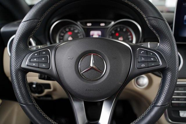 Used 2019 Mercedes-Benz CLA CLA 250 for sale $31,996 at Gravity Autos Roswell in Roswell GA 30076 17