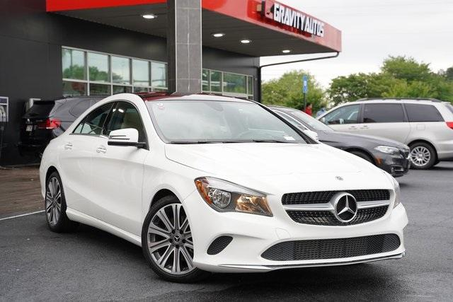 Used 2019 Mercedes-Benz CLA CLA 250 for sale $31,996 at Gravity Autos Roswell in Roswell GA 30076 2