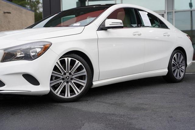Used 2019 Mercedes-Benz CLA CLA 250 for sale $31,996 at Gravity Autos Roswell in Roswell GA 30076 3
