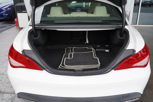 Used 2019 Mercedes-Benz CLA CLA 250 for sale $31,996 at Gravity Autos Roswell in Roswell GA 30076 34