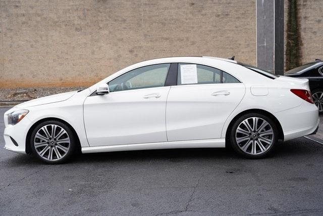 Used 2019 Mercedes-Benz CLA CLA 250 for sale $31,996 at Gravity Autos Roswell in Roswell GA 30076 4