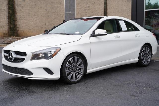 Used 2019 Mercedes-Benz CLA CLA 250 for sale $31,996 at Gravity Autos Roswell in Roswell GA 30076 5