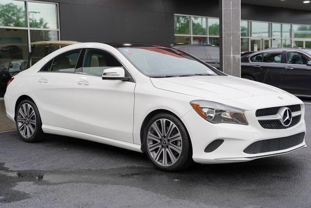 Used 2019 Mercedes-Benz CLA CLA 250 for sale $31,996 at Gravity Autos Roswell in Roswell GA 30076 7