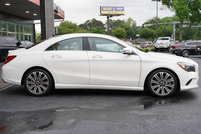 Used 2019 Mercedes-Benz CLA CLA 250 for sale $31,996 at Gravity Autos Roswell in Roswell GA 30076 8