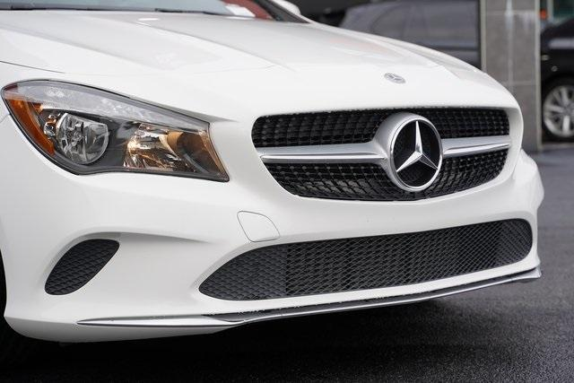 Used 2019 Mercedes-Benz CLA CLA 250 for sale $31,996 at Gravity Autos Roswell in Roswell GA 30076 9